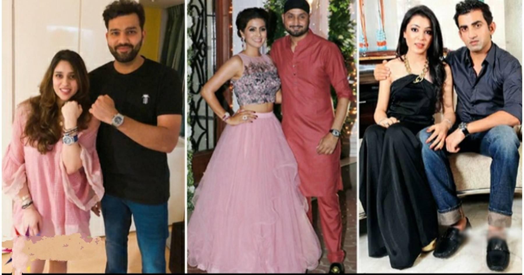 આ 6 ભારતીય ક્રિકેટરોની પત્નીઓ છે ધનવાન અને ખુબસુરત, જુઓ વાયરલ ફોટાઓ…