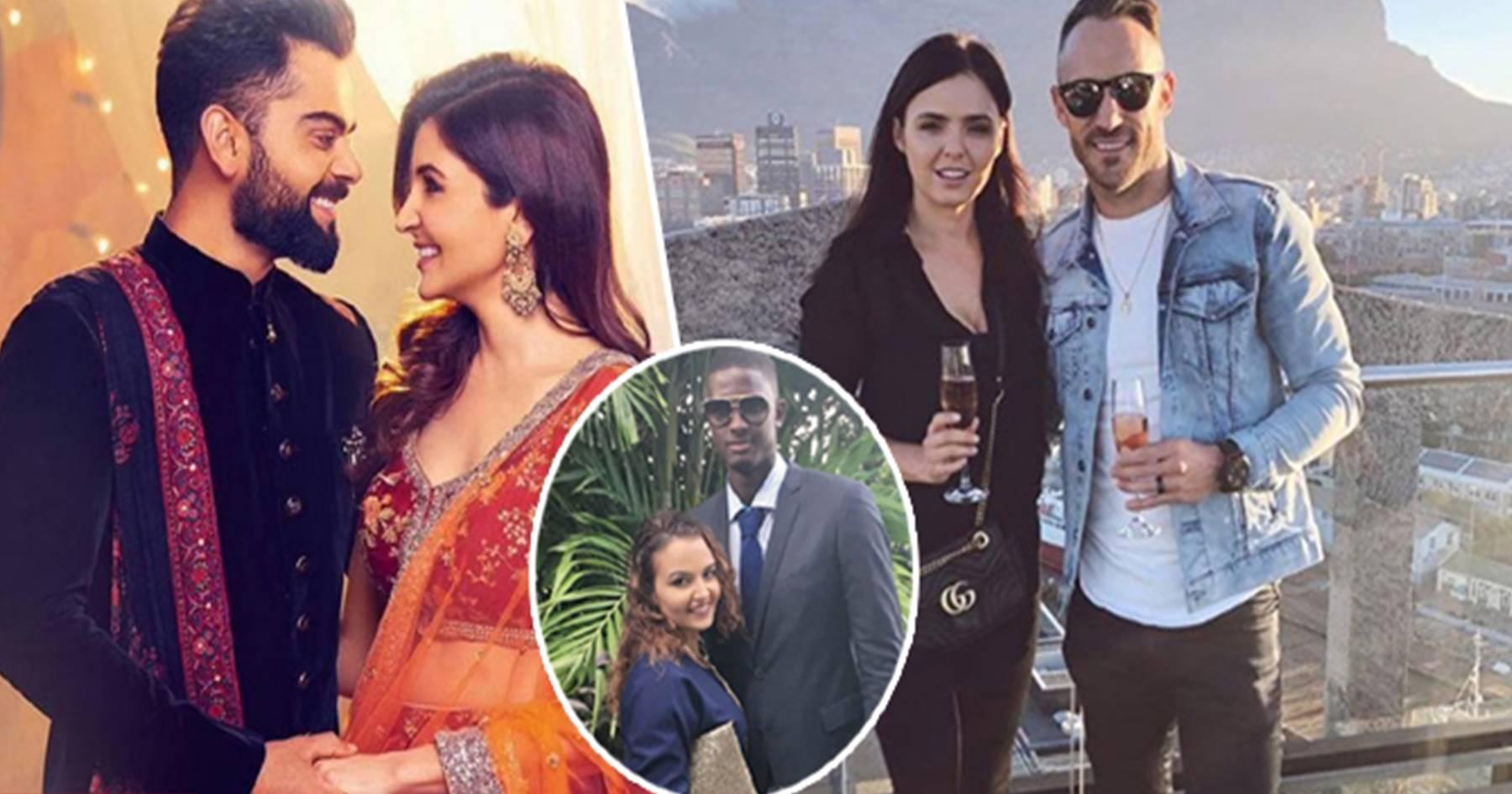 આ ક્રિકેટરો પોતે ડેશિંગ અને સ્ટાઇલિશ છે, સાથે જ તેમની પત્નીઓ પણ લાગે છે ખૂબ જ હોટ અને સુંદર