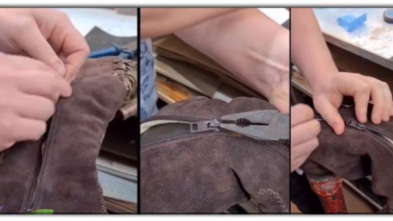 તમારી ફેવરિટ બેગ ની ઝિપ થઇ ગઈ છે ખરાબ? તો ઘરે અપનાવો આ આસાન ઉપાય, ચપટી વગાડતાંની સાથે જ થઇ જશે સારી