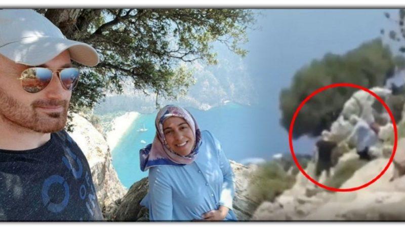 સગર્ભા પત્ની પતિને સેલ્ફી લેવા પર્વત પર ગઈ, આગળ જે થયું એ જાણી ને નહીં થાય વિશ્વાસ !