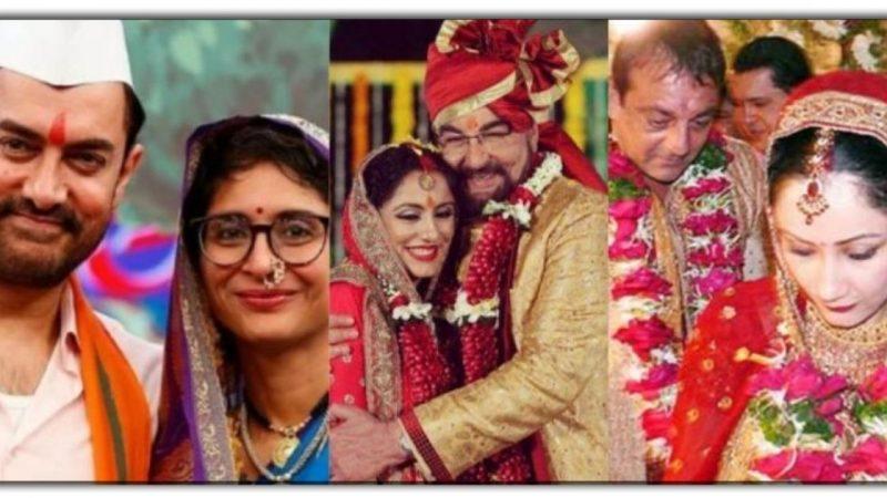 બોલિવૂડ ના આ સિતારાઓએ અડધી ઉંમર માં કર્યા લગ્ન, કેટલાકે તો વૃદ્ધાવસ્થા માં લીધા સાત ફેરા