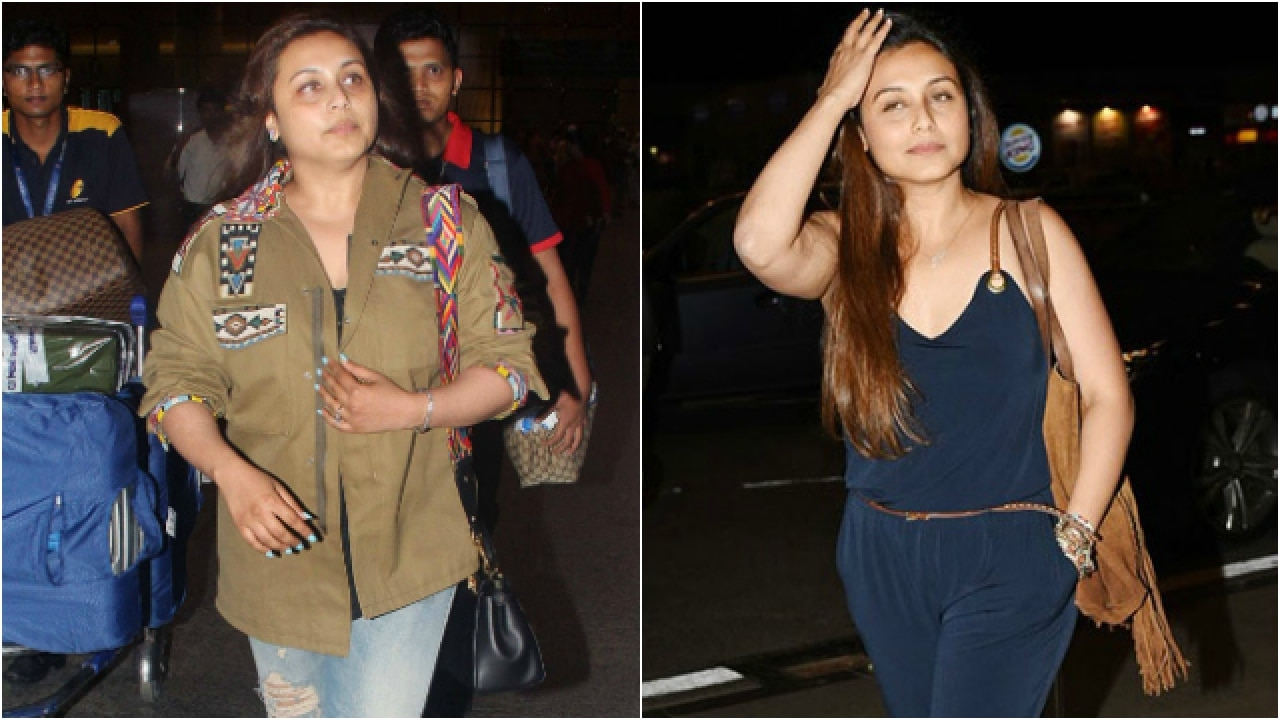 Check pic: Rani Mukerji's fat-to-fit transformation is jaw-dropping!