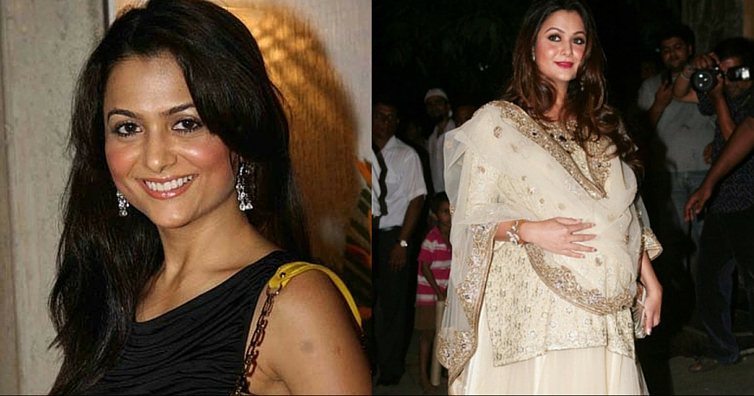 Bollywood Actresses Post Pregnancy Look, Before And After - Page 7 of 7 - Bollywood Dadi