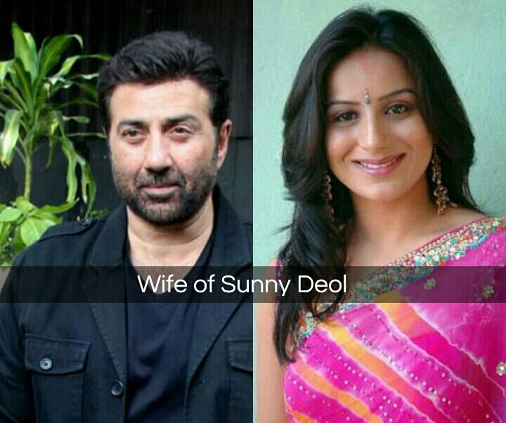 Wife of Sunny Deol-Pooja Deol Biography-age-images-photos Who don't know the famous actor Sunny Deol… | Celebrity biographies, Celebrity couples, Bollywood images