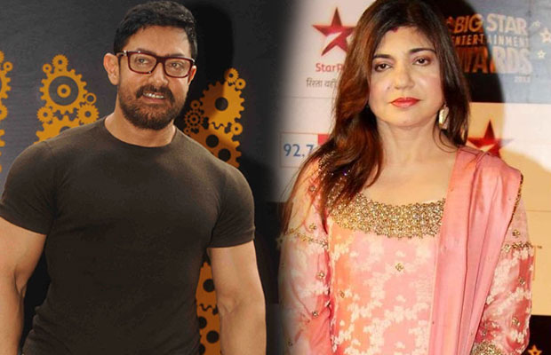 When Bollywood Singer Alka Yagnik Threw Aamir Khan Out Of A Recording Studio - Businessofcinema.com