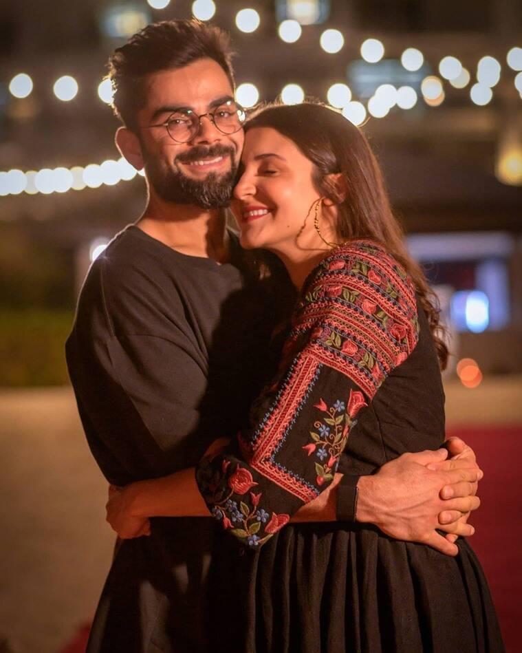 Anushka Sharma twins with husband Virat Kohli on his birthday, see photos - News
