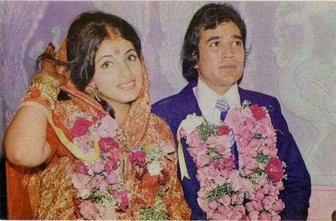 Love Hate Story Of Dimple Kapadia And Rajesh Khanna