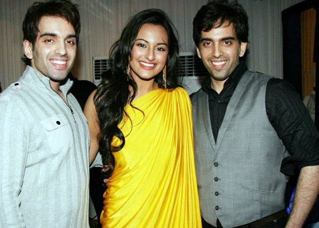 Sonakshi, Luv, Kush work together for ad film - Movies News