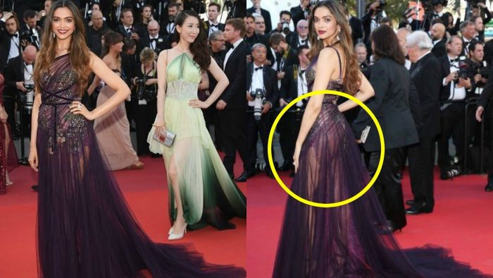 ट्रांसपेरेंट ड्रेस पहनकर शान से चल रही थी ये अभिनेत्रियां तभी हुआ कुछ ऐसा कि लोग देखतें रह गए - Newstrend